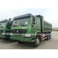 Wholesale HOWO 6x4 tipper truck 371Hp 20 CBM cargo body For Building Materials from china suppliers