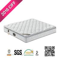 Wholesale Continuous 10 Inch Pocket Spring Mattress Pad , Euro Top Queen Mattress | Meimeifu Mattress from china suppliers