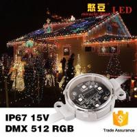 Wholesale SMD5050 IP67 RGB LED Pixel Christmas LED Strip Light 0.9Watt DC15V from china suppliers