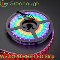 Buy cheap IC#WS2812B 60LED DC5V Digital RGB strip light/Dream strip light/Pool strip light/ from wholesalers