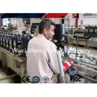 China Metal Ladder Cable Tray Roll Forming Machine with Competitive Price for Sale on sale