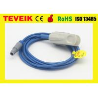 Wholesale Professional MD300 TPU Adult Finger Clip Reusable Spo2 Sensor With Redel 6 Pin from china suppliers