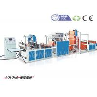 Wholesale D Cut / Shoes Bag polypropylene Non Woven Bag Making Machine 12~18kw from china suppliers