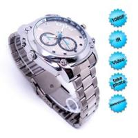 Wholesale 8GB HD 1080P Waterproof Spy Watch Camera Mini Digital Video Recorder W/ Night Vision from china suppliers