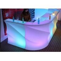 Wholesale Glowing Illuminated Led Bar Counter / Night Club Lighting Bar Waterproof from china suppliers