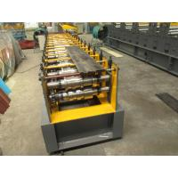 Wholesale Mitsubishi PLC Metal Forming Machine For Door Frame , Metal Forming Equipment from china suppliers