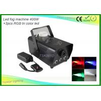 Wholesale Led Fog Light 400w Colorful Smoke Fogger Machine 3 X 1 W RGB Mini Thermal Fogger from china suppliers