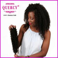 Buy cheap 100% unprocessed virgin human hair, Malaysian virgin curly hair Weave from wholesalers
