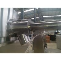 Wholesale Energy Saving High Speed Granulator With Spray Clean Ball / Vacuum Feeding Device from china suppliers