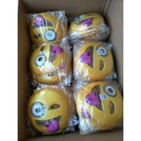 Wholesale Christmas Masquerade Cosplay Party Full Face PVC Cartoon Emoji Mask from china suppliers