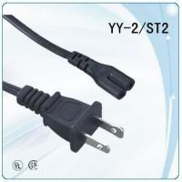 Wholesale UL approved 125V NEMA plug IEC C8  power cable from china suppliers