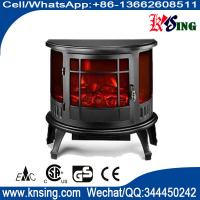 Wholesale Electric Fireplace Heater 3 Sided Freestanding electric Stove SF-23 Log flame effect INDOOR HEATER room heater from china suppliers