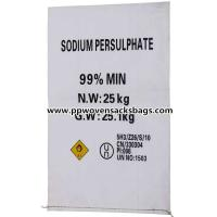 Wholesale Professional Anti-corrosion PP Woven Bags Sacks for Packing Sodium Persulfate from china suppliers
