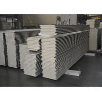 Wholesale Polyurethane insulated insulated sandwich wall panel , PU forming with steel sheet from china suppliers