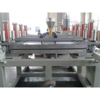 Quality 25mm Thickness PVC Foam Board Making Machine Conical Double Screw Extruder for sale