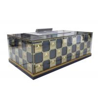 Wholesale Customized Teppanyaki Grill Double Burners /Japanese Restaurant Grill Table from china suppliers