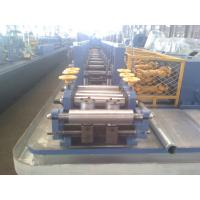 ASTM Standard Precision Steel Pipe Machine , Welded Tube Mill For Rectangular Pipe