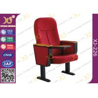 Wholesale Wooden Back Cold Rolled Steel Feet Auditorium Theatre Seating Chair from china suppliers
