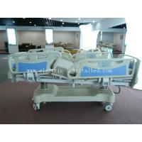 Quality OEM Touch Screen Controller Electric Hospital Bed Furniture with CPR Function for sale