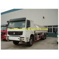 Wholesale Sinotruk 6x4 oil fuel tank truck 25000 L volume for Sale with RHD color optional from china suppliers