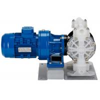 Wholesale Electric Diaphragm Pumps for toxic and volatile fluid transfer PP housing from china suppliers