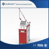 Wholesale professional Q-switched nd yag laser / high quality tatoo removal laser equipment from china suppliers