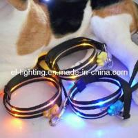 Wholesale Red LED Dog Collar (XHZ-PET002) from china suppliers