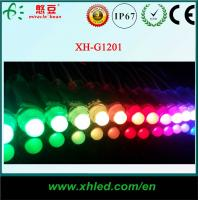 Wholesale IP67 Full Color RGB LED Pixel lighting 12mm DC5V IC16716 with warranty 3 years from china suppliers
