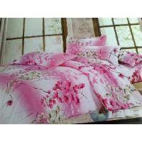 Buy cheap Printed Polyester Bedsheet for Africa (LJ-N79) from wholesalers