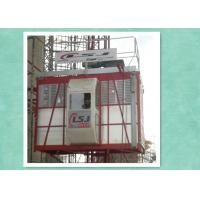 Wholesale Construction hoist 33m/min Speed Single cabin 2000kg capacity from china suppliers
