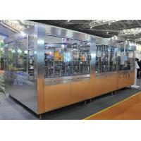 Wholesale 3000BPH Capacity Beverage Filling Line / UHT Milk Filling Machine from china suppliers