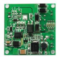 Wholesale 10/100M PoE Module, Special for IP Camera, IEEE802.3af, DC12V, 15.4W, 38mmX38mm from china suppliers