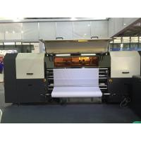 Wholesale 4 - 8 Kyocera Printheads Digital Textile Printer 260 m2 / h Reactive Inks from china suppliers