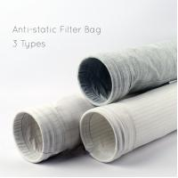 Wholesale Anti - Static High Efficiency Filter Bag Polyester 1000mm~8000mm Length from china suppliers