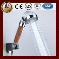 Buy cheap Low Pressure Clean Shower Heads , Ion Shower Head Needle - Like Water from wholesalers