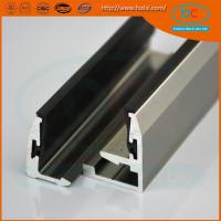 Wholesale 6063 T5 aluminium profile for kitchen cabinets,furniture aluminium profiles from china suppliers