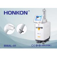 Wholesale HONKON Pain Free Beauty Equipment 808Nm Diode Laser for Permanently Hair Removal from china suppliers