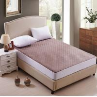 Wholesale Fitted Memory Foam Mattress Topper Cover Twin Xl Moisture Proof from china suppliers
