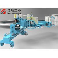 Wholesale Cooling Water Cnc Bending Machine , Induction Steel Tube Bender 159-630mm from china suppliers