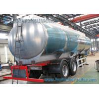 Wholesale SUNY 28000L Aluminum 5083 Oil Tank Trailer Tandem Axle Utility Trailer from china suppliers