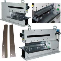 Wholesale Air Driven PCB Cutting Machine , 4.5MM Thickness PCB Depaneling Equipment from china suppliers
