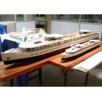 Wholesale Fine Custom Ship Models , Passenger Ship Replica Models from china suppliers