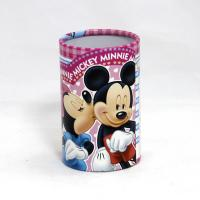 Wholesale Micky Mouse Lovely Carton Cardboard Paper Cans Packaging for Pen and Pencil Package  from china suppliers
