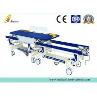Wholesale Electrostatic Spray Medical Operation Connecting Stretcher Trolley For Patient Transfer (ALS-ST010) from china suppliers