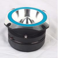 Buy cheap Silver 50w RMS Titanium Super Bullet Tweeter With 18dB Crossover from wholesalers