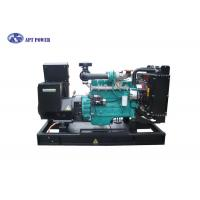 Wholesale Open Type 350kVA Cummins Diesel Generator Set With Engine NTA855-G2 For Home Use from china suppliers