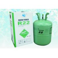 Quality Refrigerant gas R22 13.6KG for refrigeration for sale