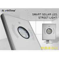 Wholesale 12W Solar Powered Outdoor Lighting 1200-1300 Lumens With 5 Years Warranty from china suppliers