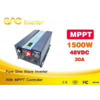 Wholesale 12v Dc 220v Ac 500w 1000w 1500w Solar DC To AC Inverter Auto Regonise AC Frequency Online Ups from china suppliers