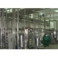 Wholesale Turnkey Project Beverage Production Line Bottling Juice Concentrate Machine from china suppliers